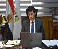 أشرف صبحي يكشف عن موعد صدور قرار عودة الدوري
