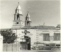 عيد تكريس أول كنيسةباسم الشهيد العظيم مارجرجس بحصة برما