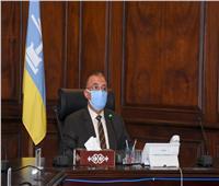 محافظ الإسكندرية يوجه رؤساء الأحياء الجدد بحلول غير تقليدية لمشاكل المواطنين
