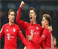 بايرن ميونخ يهزم فرانكفورت بصعوبة ويتأهل لنهائي كأس ألمانيا