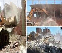 «الداخلية» تضبط 94 مخالفا لأعمال البناء بالمحافظات