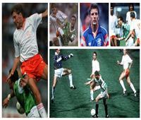 خاص  نجم هولندا: واجهنا فريقًا صلبًا في كأس العالم 90.. والنتيجة غير متوقعة