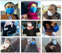 تحدي 100 يوم فى مستشفى العجمي لمحاربة فيروس كورونا