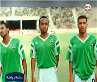 شاهد| تاريخ تيجانا الكرة المصرية مع كرة القدم ونادي الزمالك