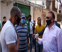 محافظ الإسكندرية يحيل العاملين بالرصد البيئي والنظافة بحي غرب للتحقيق