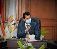 أشرف صبحي| الفيفا يحسم مستقبل اللجنة الخماسية
