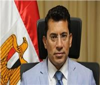 أشرف صبحي  السيسي يؤمن بالشباب ويدعم الرياضة بقوة