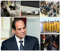 من الصين لـ«ليبيا».. أبناء مصر في الخارج لهم «درع وسيف»