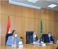 تنفيذ الخطة الاستثمارية لمحافظة المنيا بقيمة 326 مليون و312 ألف جنيه