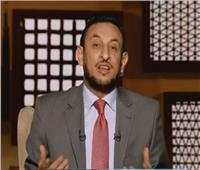 بالفيديو  رمضان عبد المعز: الشذوذ الجنسس من الكبائر وفاعله «ملعون»
