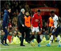 بث مباشر| مباراة مانشستر يونايتد أمام توتنهام في الدوري الإنجليزي