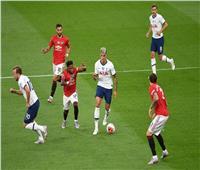فيديو| مانشستر يونايتد يخطف التعادل من توتنهام في الدوري الإنجليزي