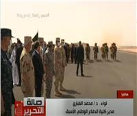 فيديو| الغبارى: مصر قادرة وجاهزة في أي وقت للدفاع عن أمننا القومي