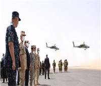 زيارة السيسي للمنطقة الغربية العسكرية| خبراء: رسائل «ردع» للأعداء وحماية للأمن القومي