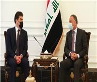"""رئاسة إقليم كردستان: لقاءات نيجيرفان بارزاني بقادة بغداد """"إيجابية"""""""
