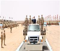قيادات الأحزاب يعلنون تأييد الرئيس في إجراءات حماية حدود مصر الغربية وأمنها المائي