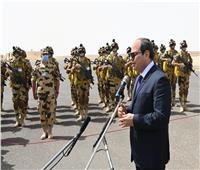 تواصل ردود الفعل العربية والدولية الداعمة لخطاب الرئيس السيسي بشأن ليبيا