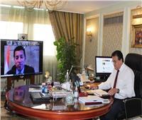 وزير التعليم العالي يشهد إطلاق مسابقة لتوفير 50 ألف منحة تدريب لتأهيل الشباب