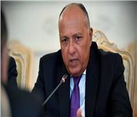 وزير الخارجية: تصريحات إثيوبيا مستفزة وتخالف ما تعهدت به في 2015