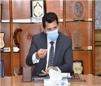 وزير الرياضة: استئناف جميع الأنشطة وفقاً للخطة الموضوعة