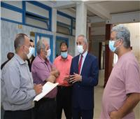 تعافي وخروج 51 حالة مصابة بفيروس كورونا من مستشفى قنا العام