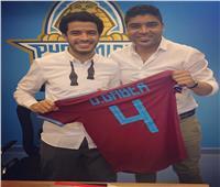 عمر جابر يمدد عقده مع بيراميدز حتى 2024
