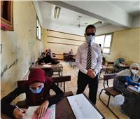 محافظ الغربية يتفقد 36 لجنة امتحان ثانوية عامة بالمحلة وسمنود