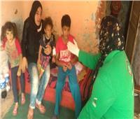 القباج توجه بحل مشكلات أسرة يتسول أطفالها في شوارع الإسكندرية