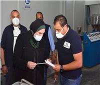 انتهاء الأعمال الإنشائية بمجمع مرغم 2 .. وتخصيص 204 وحدة إنتاجية للمستثمرين
