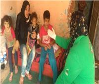 التضامن... سكن وعلاج ودعم نقدى لأسرة الإسكندرية