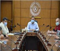 تفاصيل اجتماع محافظ الدقهلية مع رؤساء مدن المنطقة المركزية