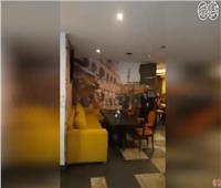 فيديو| «كمامات وكحول».. مقاهي المهندسين تعاود فتح أبواب «الرزق»