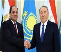 سفير كازاخستان: التفاهم السياسي بين الرئيس الأول والسيسي حقق التنمية