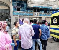 صور| «تضامن الإسكندرية»: صرف تعويضات لأسر ضحايا حريق مستشفى بدراوي