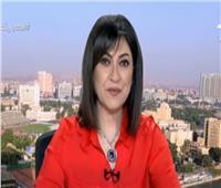 عزة مصطفي للمصريين: «أفخروا ببلدكم ورئيسكم .. دي مشروعات مش جرافيك» |فيديو