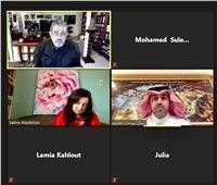 البرلمان العربي يبحث مع وفد الاتحاد البرلماني الدوليالتصدي للتدخلات الإيرانية والتركية