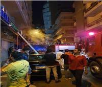 مستشفى أجيال بالإسكندرية: لا إصابات بين المرضى أو الأطفال بسبب الحريق