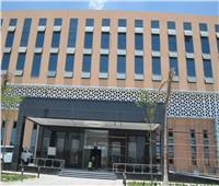 الانتهاء من المبنى الرئيسي بمستشفى العاشر من رمضان الجامعي