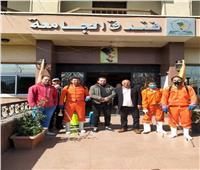 طوارئ بجامعة المنيا استعداداً لامتحانات الفرق النهائية