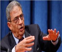 عمرو موسى لـ«بوابة أخبار اليوم»: لابد من وقف إطلاق النار في ليبيا والتوصل لتسوية سياسية