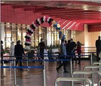 صور| مطار شرم الشيخ يستقبل أولى رحلاته الدولية بعد توقف بسبب كورونا