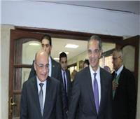 توقيع بروتوكولي تعاون بين وزارتي العدل والاتصالات