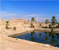 بدء عروض الصوت والضوء بالكرنك شمال مدينة الاقصر مساء اليوم بتخفيضات ٥٠%