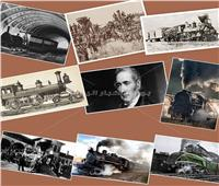 تعرف علي قصة تاريخ القطارات من البخار والماء إلى الكهرباء والديزل