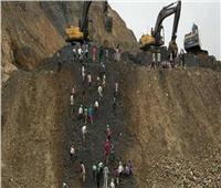 مقتل 50 شخصا جراء وقوع انهيار أرضي بمنجم شمال ميانمار