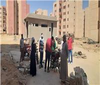 «المجتمعات العمرانية» تسلم شركات المقاولات عمارات الإسكان الاجتماعي بـ«بدر»