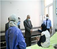 قرار عاجل من محافظ قنا بشأن 5 طالبات بالثانوية العامة تعرضن لحادث مروري