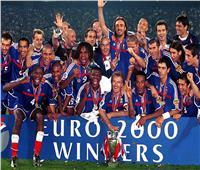 فيديو| في مثل هذا اليوم.. الديوك الفرنسية أبطال الأمم الأوروبية على حساب الطليان