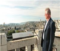 سفير ألمانيا بفلسطين: لن نقبل بتمرير مخطط الضم الاسرائيلي
