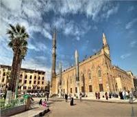 الأوقاف تقرر غلق مسجد الإمام الحسين وإحالة الأئمة والعاملين به للتحقيق